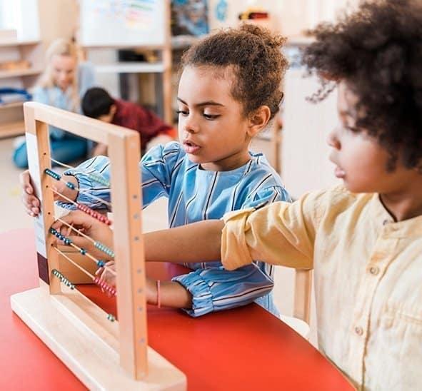 Descripción Maestría en Pedagogía Montessori
